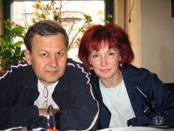 Ирина и Игорь Ожигановы